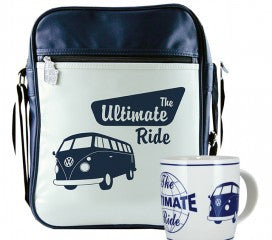 The Ultimate Ride Tablet Bag & Coffee Mug Gift Set - Cool VW Stuff  - 1