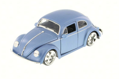 1959 Volkswagen Beetle Diecast Model Car-Blue