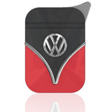 VW Bus Lighter and Cigarette Case Gift Set-Red & Black - Cool VW Stuff  - 6