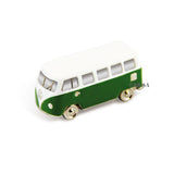 VW T1 Bus 3D Model Magnet-Green - Cool VW Stuff  - 1