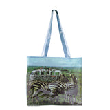 Zebra Bus Tote Bag and Notebook Gift Set - Cool VW Stuff  - 3