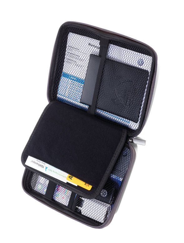 VW Transporter Document Case & Supplies Organizer CBO13GB