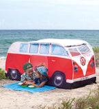 Kid's VW Pop-Up Tent-Red - Cool VW Stuff  - 3