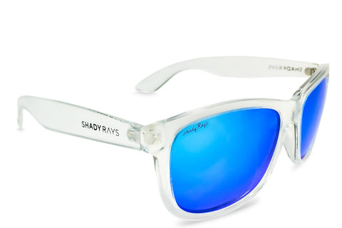 Shady ray's Signature Series - Glacier Ice Polarized Sunglasses