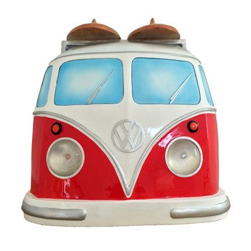 VW Bus Wall Decor with Lights - Cool VW Stuff  - 1