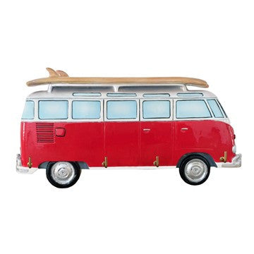 VW Bus Side Profile Key Holder - Cool VW Stuff  - 1