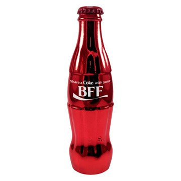 Coca-Cola Share a Coke Red Glazed Bottle