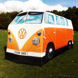 Volkswagen Bus Adult Tent-Orange - Cool VW Stuff  - 5