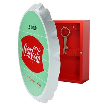 Coca Cola Gifts >> Coca Cola Fishtail Design Crown Bottle Cap Key Box