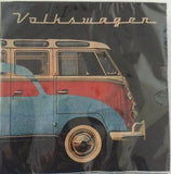 VW Bus Napkin Set Pack of 20-Classic Collection - Cool VW Stuff  - 1