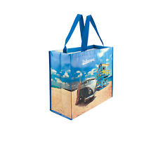 VW T1 Bus Shopper Tote Bag - Beach Life