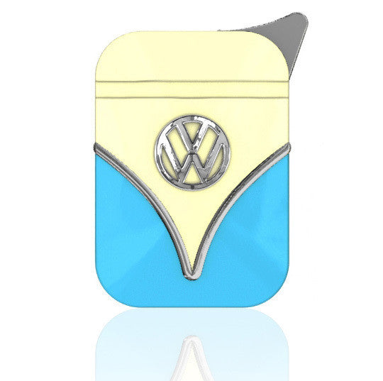 Bus Lighter-Blue & Cream - Cool VW Stuff  - 1