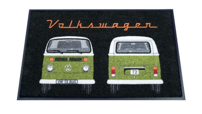 T2DM03 vw volkswagn bus bay window doormat