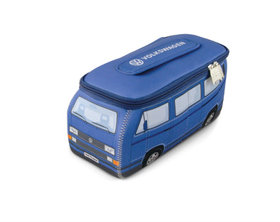 Volkswagen Vanagon T3 Bus 3D Neoprene Universal Bag - Blue CT3NE42
