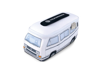 Volkswagen Vanagon T3 Bus 3D Neoprene Universal Bag - White CT3NE43