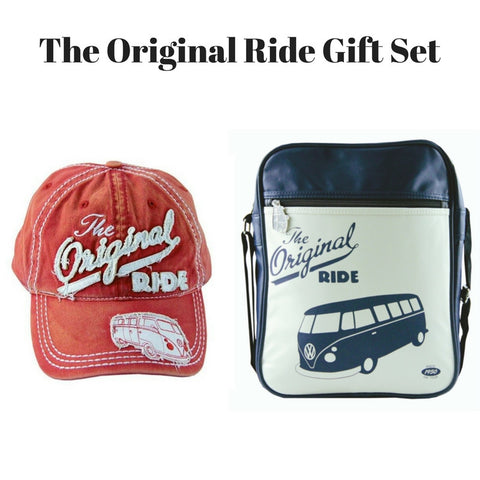 The Original Ride Gift Set - Hat & Tablet Bag