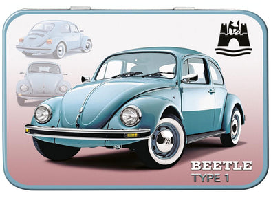 VW Wolfsburg Beetle Type 15 Keepsake Tin - Cool VW Stuff  - 1