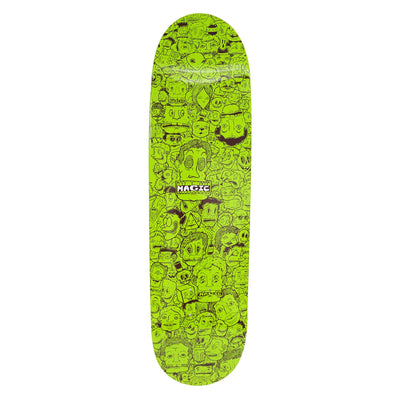 "Magic 145 Faces Deck- 8.875""x32.75""- Green"