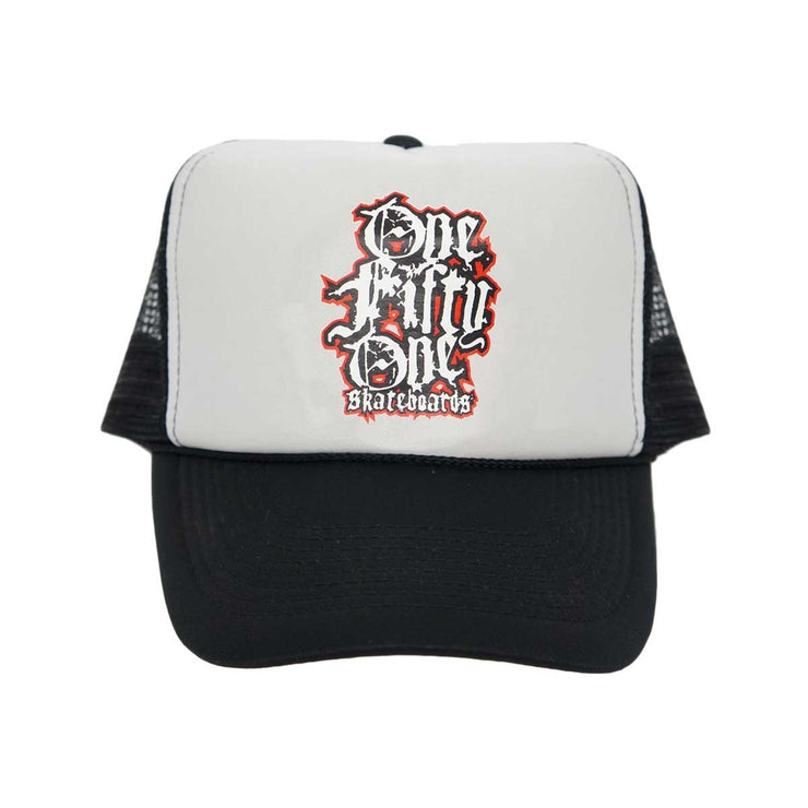 151 Decay Hat-White