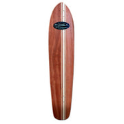 "Honey Skateboards - 43"" Pintail Cruiser with Kick Tail"