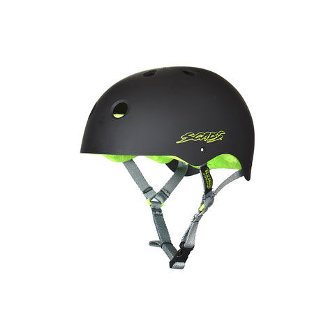 Smith Scabs -Crown Helmet Soft Liner-Black