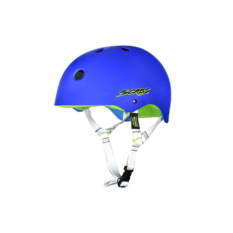 Smith Scabs -Crown Helmet Soft Liner-Blue