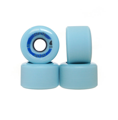 Coyote Wheels - Powder Blue - 65mm / 78A