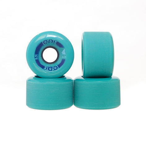Coyote Wheels - Seafoam - 65mm - Set