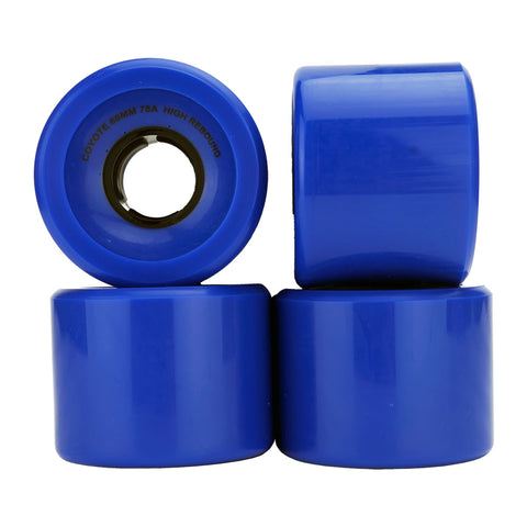 Coyote Cruiser Wheels - Blue - 60mm / 78A