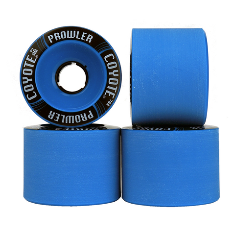 Coyote Prowler Wheels - Blue - 72mm / 78A
