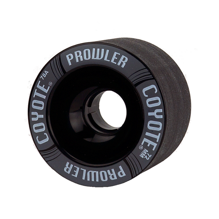 Coyote Prowler Wheels - Black - 72mm / 78A