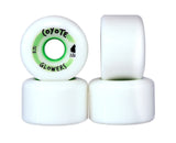 "Coyote Wheels  Glowers ""Glow in the Dark"" 65mm"