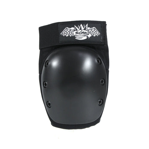 Smith Scabs - Crown Knee Pad - Black - Front