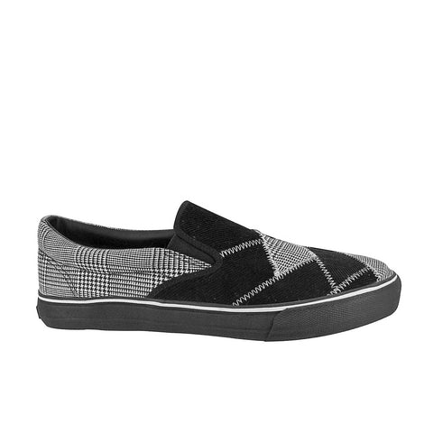Draven Double Cross Slip-Ons Men's Shoes
