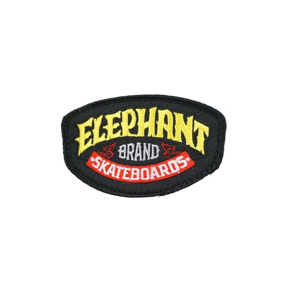 Elephant Brand Embroidered Patch