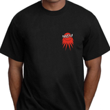 Hosoi Fish 83' T-Shirt - Black