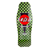 "Hosoi Skateboards O.G. Hammerhead Checkerboard Deck– 10.5""x31"""