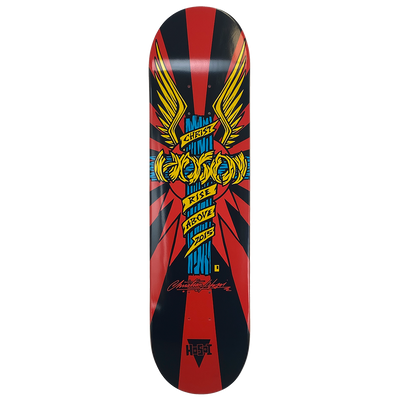 Hosoi Skateboards Wings Street Deck