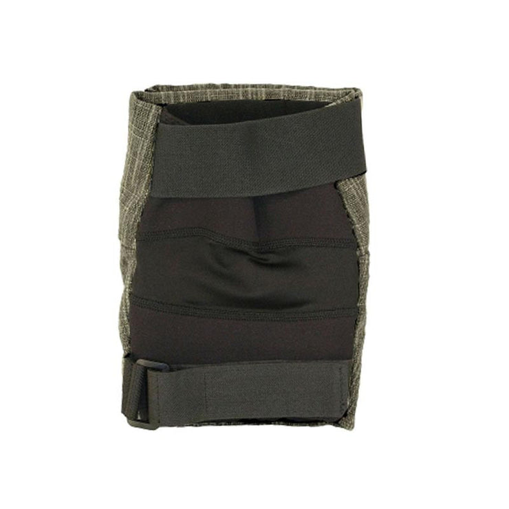 Chocolate Hemp Knee Pad - Back