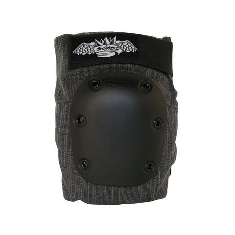 Smith Scabs - Hemp Knee Pad - Charcoal