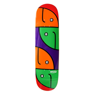 Hosoi Skateboards Gonz Fish Head Deck – 4 Sizes Available