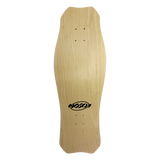 "Hosoi Skateboards O.G. Hammerhead Gold Deck Signed – 10.5""x31"""