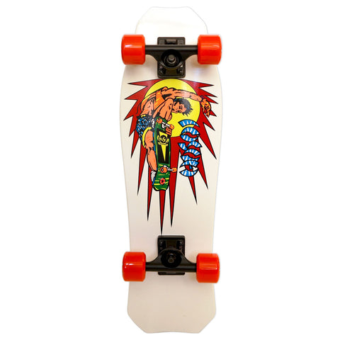 Hammerhead Rocket Air Mini Cruiser White Bottom