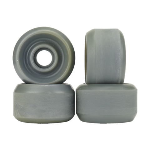 Hurricane 64mm Blank Wheels - Grey