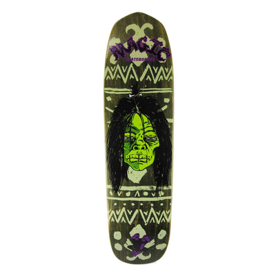 "Magic Skateboards Voodoo 2 Deck- 8.5""x32.75"""