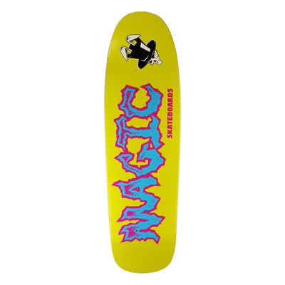 "Magic Skateboards Logo Deck- 9""x32.875"""