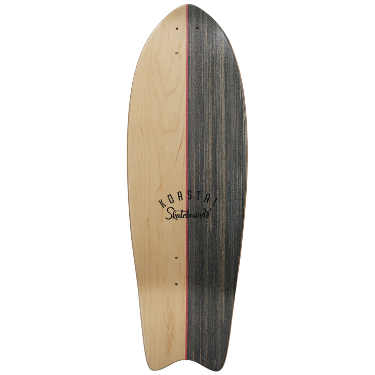 Koastal Holiday 2019 San Nicolas Skateboard - Deck