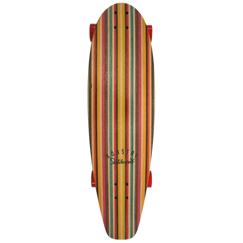 Koastal Channel Islands -Santa Cruz- Complete Skateboards