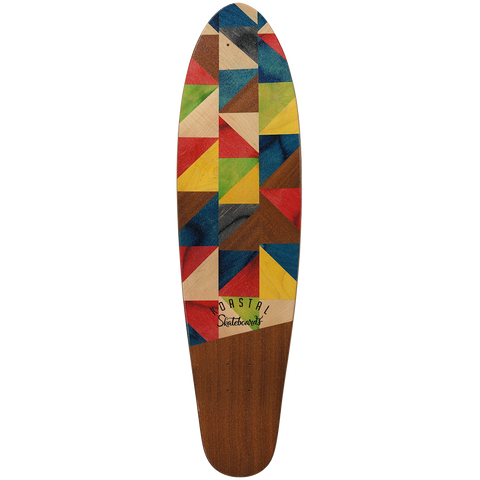 Koastal Holiday 2019 Santa Rosa Skateboard - Deck