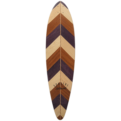 Koastal Holiday 2019 San Clemente Skateboard - Deck